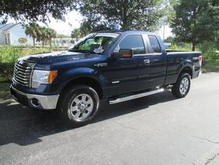 2012 Ford F150 XLT Extended Cab Pickup for sale in Vero Beach for $29,989 with 29,877 miles.