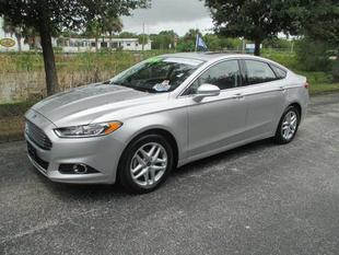 2014 Ford Fusion SE Sedan for sale in Vero Beach for $23,989 with 14,836 miles.