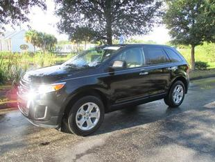 2011 Ford Edge SEL SUV for sale in Vero Beach for $23,989 with 34,364 miles.