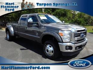 2012 Ford F350 Lariat Crew Cab Pickup for sale in Tarpon Springs for $46,763 with 41,094 miles.