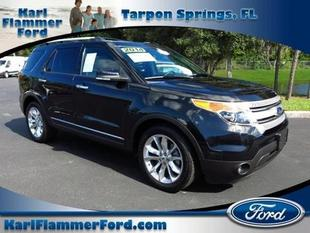 2014 Ford Explorer XLT SUV for sale in Tarpon Springs for $30,997 with 12,409 miles.