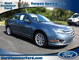 2011 Ford Fusion SEL Sedan for sale in Tarpon Springs for $14,863 with 41,382 miles.