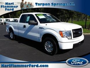 2013 Ford F150 STX Extended Cab Pickup for sale in Tarpon Springs for $24,373 with 36,904 miles.