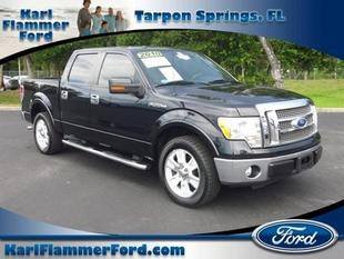 2010 Ford F150 Lariat Crew Cab Pickup for sale in Tarpon Springs for $25,249 with 67,143 miles.