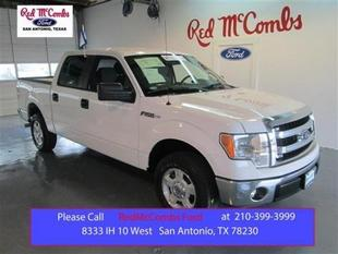2014 Ford F150 XLT Crew Cab Pickup for sale in San Antonio for $29,980 with 22,238 miles.