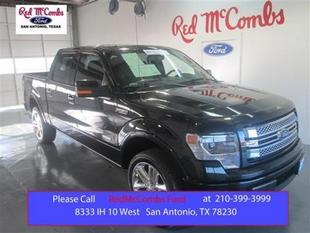 2014 Ford F150 Limited Crew Cab Pickup for sale in San Antonio for $48,990 with 4,401 miles.