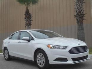 2013 Ford Fusion S Sedan for sale in Palm Coast for $16,977 with 27,910 miles.