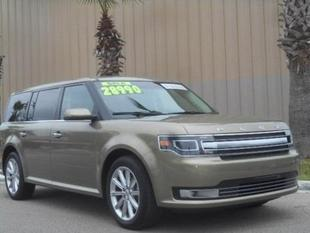 2014 Ford Flex Limited SUV for sale in Palm Coast for $27,977 with 21,419 miles.