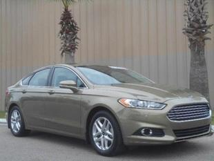 2013 Ford Fusion SE Sedan for sale in Palm Coast for $20,977 with 14,782 miles.