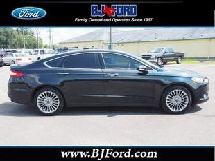 2014 Ford Fusion Titanium Sedan for sale in Liberty for $23,998 with 17,577 miles.