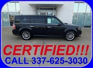 2014 Ford Flex Limited SUV for sale in Sulphur for $29,876 with 20,109 miles.