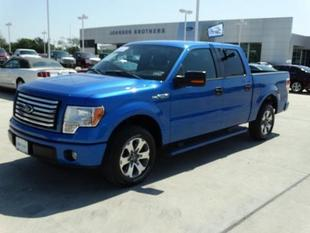 2012 Ford F150 Crew Cab Pickup for sale in Temple for $24,871 with 42,775 miles.