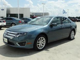 2012 Ford Fusion SEL Sedan for sale in Temple for $17,733 with 40,072 miles.