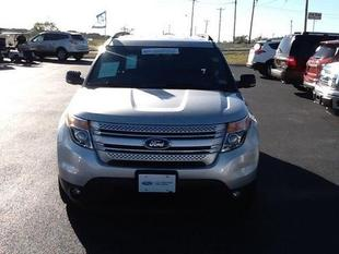 2012 Ford Explorer XLT SUV for sale in San Angelo for $27,988 with 25,310 miles.