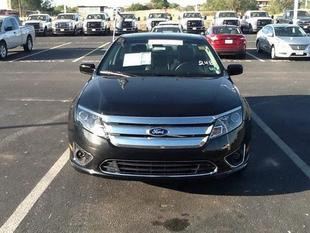 2012 Ford Fusion SEL Sedan for sale in San Angelo for $22,988 with 27,748 miles.