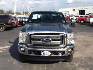 2013 Ford F350 Lariat Crew Cab Pickup for sale in San Angelo for $49,988 with 34,899 miles.