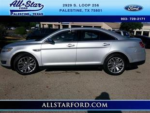 2013 Ford Taurus Limited Sedan for sale in Palestine for $20,777 with 34,250 miles.