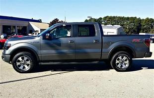 2013 Ford F150 Crew Cab Pickup for sale in Palestine for $37,995 with 40,075 miles.