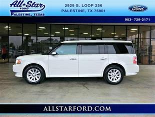 2012 Ford Flex SEL SUV for sale in Palestine for $21,777 with 51,706 miles.