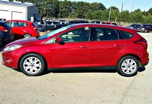 2012 Ford Focus SE Hatchback for sale in Palestine for $13,888 with 53,125 miles.