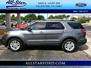 2013 Ford Explorer XLT SUV for sale in Palestine for $28,995 with 35,686 miles.