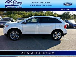 2013 Ford Edge Limited SUV for sale in Palestine for $28,995 with 29,951 miles.
