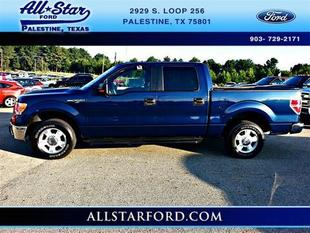 2013 Ford F150 Crew Cab Pickup for sale in Palestine for $26,995 with 34,417 miles.