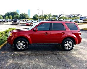 2012 Ford Escape Limited SUV for sale in Palestine for $20,995 with 30,434 miles.