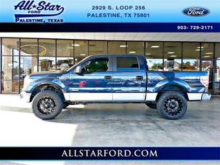 2013 Ford F150 Crew Cab Pickup for sale in Palestine for $34,777 with 27,291 miles.