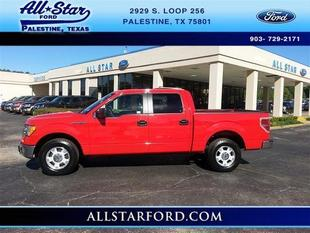 2014 Ford F150 Crew Cab Pickup for sale in Palestine for $27,995 with 15,616 miles.
