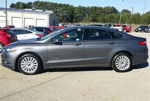 2013 Ford Fusion Hybrid SE Hybrid Sedan for sale in Palestine for $20,777 with 31,295 miles.