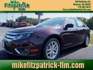 2011 Ford Fusion SEL Sedan for sale in Newnan for $14,990 with 77,483 miles.