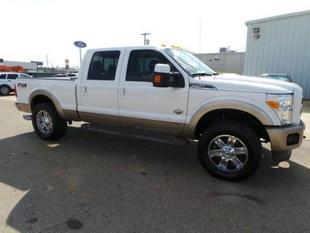 2012 Ford F250 Crew Cab Pickup for sale in Columbus for $46,990 with 33,525 miles.