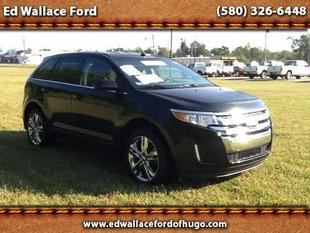 2013 Ford Edge Limited SUV for sale in Hugo for $26,995 with 24,335 miles.
