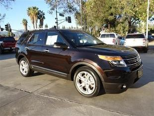 2014 Ford Explorer Limited SUV for sale in San Bernardino for $29,999 with 25,283 miles.