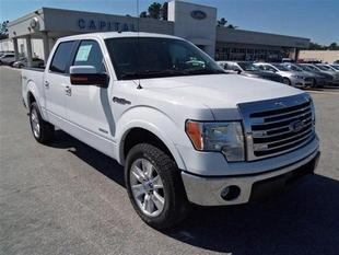 2013 Ford F150 Lariat Crew Cab Pickup for sale in Wilmington for $38,300 with 20,169 miles.