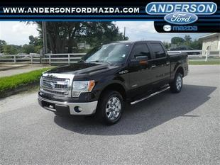 2013 Ford F150 XLT Crew Cab Pickup for sale in Anderson for $28,555 with 24,001 miles.