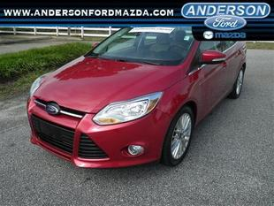 2012 Ford Focus SEL Sedan for sale in Anderson for $16,205 with 20,935 miles.