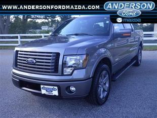 2012 Ford F150 FX2 Crew Cab Pickup for sale in Anderson for $32,900 with 43,773 miles.