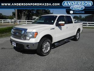 2010 Ford F150 Lariat Crew Cab Pickup for sale in Anderson for $35,964 with 11,234 miles.