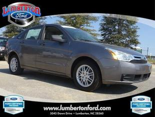 2011 Ford Focus SE Sedan for sale in Lumberton for $13,449 with 18,559 miles.