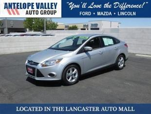 2013 Ford Focus SE Sedan for sale in Lancaster for $13,793 with 39,133 miles.