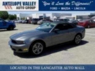 2012 Ford Mustang Convertible for sale in Lancaster for $18,205 with 54,949 miles.