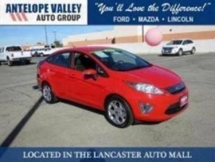 2012 Ford Fiesta SEL Sedan for sale in Lancaster for $12,457 with 65,305 miles.