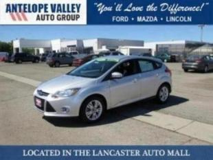 2012 Ford Focus SEL Hatchback for sale in Lancaster for $13,468 with 47,346 miles.