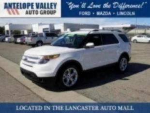 2013 Ford Explorer Limited SUV for sale in Lancaster for $28,683 with 37,670 miles.