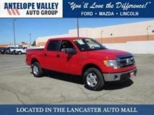 2013 Ford F150 Crew Cab Pickup for sale in Lancaster for $31,900 with 22,760 miles.