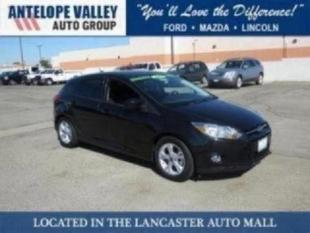 2012 Ford Focus SE Hatchback for sale in Lancaster for $15,094 with 8,137 miles.