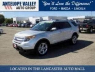 2013 Ford Explorer Limited SUV for sale in Lancaster for $27,786 with 39,576 miles.