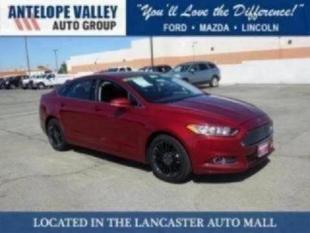 2013 Ford Fusion SE Sedan for sale in Lancaster for $20,720 with 32,104 miles.